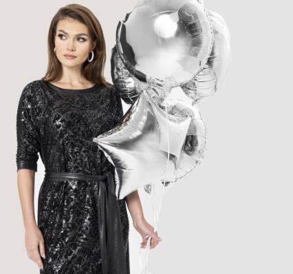 kolekcja karnawałowa - sukienki na Andrzejki i Sylwestra marki Vito Vergelis