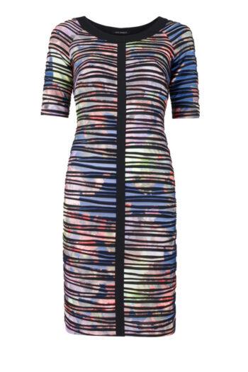 kolorowa sukienka Vito Vergelis