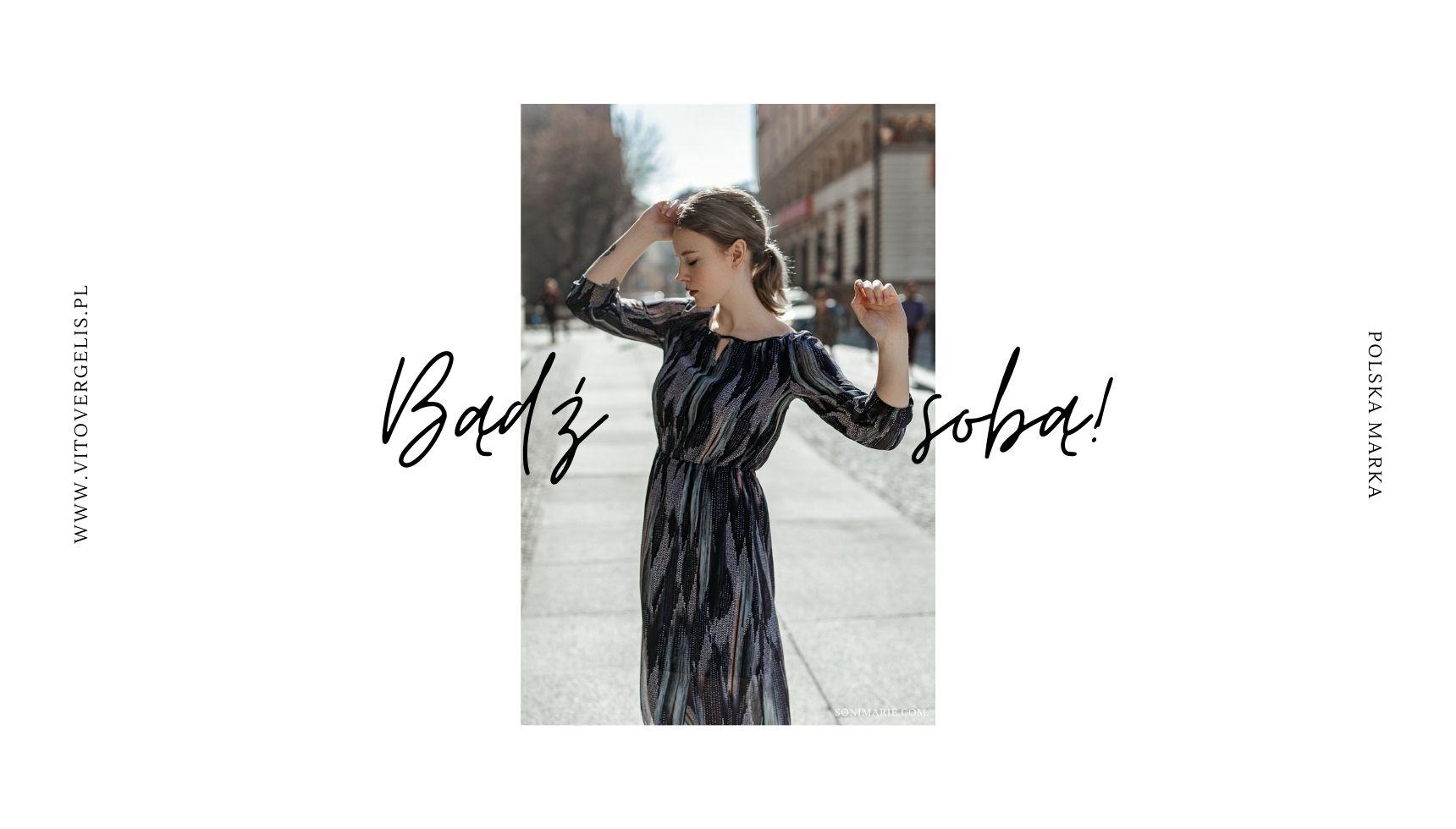 moda damska dla pewnych siebie kobiet - polska marka odzieży Vito Vergelis