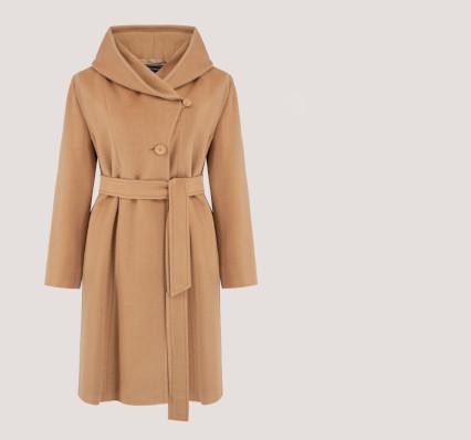 zimowe płaszcze i kurtki damskie z wełny marki Vito Vergelis