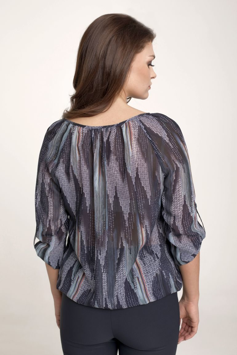 Kolorowa bluzka