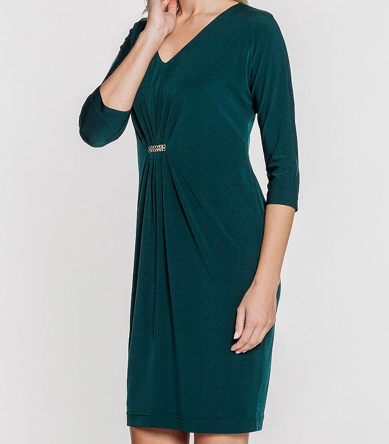 Zielona sukienka Vito Vergelis